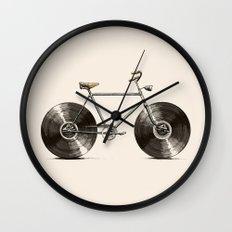 Velophone Wall Clock