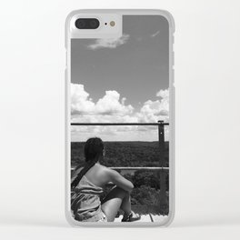 views Clear iPhone Case