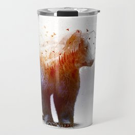 A Wilderness Within / Bear Travel Mug