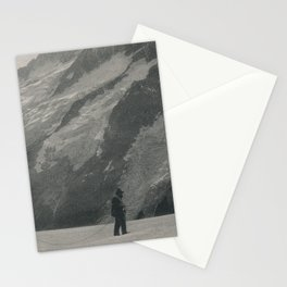 Vintage Swiss Mountaineers Stationery Cards