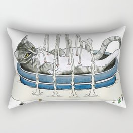Charlie Fountain Rectangular Pillow