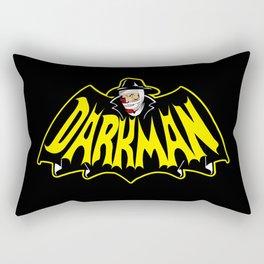 Dark Hero Rectangular Pillow