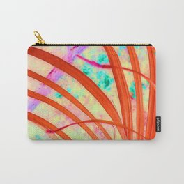Fronds Go Wild Carry-All Pouch