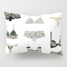 Lingerie Collage Pillow Sham
