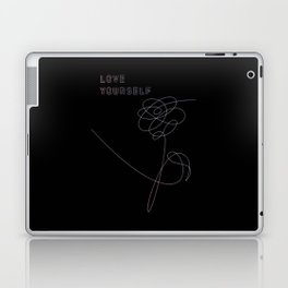 love yourself bts Laptop & iPad Skin