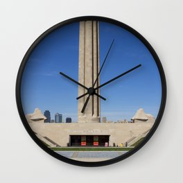 National WWI Museum and Memorial Wall Clock