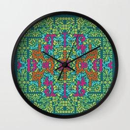 """""""Garden""""series 1 Wall Clock"""
