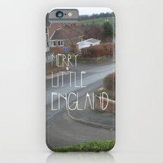 Merry Little England Slim Case iPhone 6s
