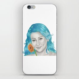 Have a Beautiful Day2 / Hair Day2 iPhone Skin