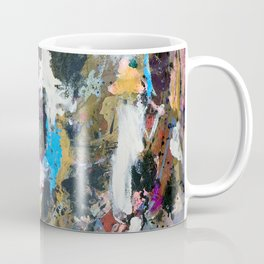 Ghost in the Mirror Coffee Mug