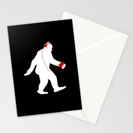 The Walk - White Stationery Cards