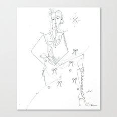 paper_9 Canvas Print