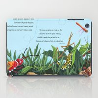 bugs iPad Cases featuring Bugs by CWaldron