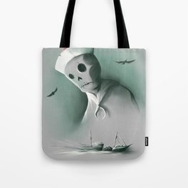Wreckage of the past Tote Bag