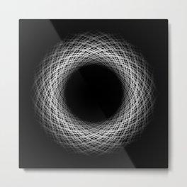 Inspiral - 02-04 Metal Print