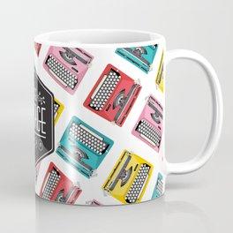 Typewriter folly Coffee Mug