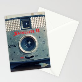 Vintage Camera Love: Imperial Satellite! Stationery Cards