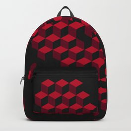 heart-shaped pattern Backpack