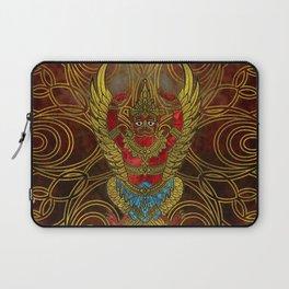 Garuda - bird of Vishnu Laptop Sleeve