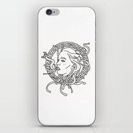 Annie Medusa iPhone Skin