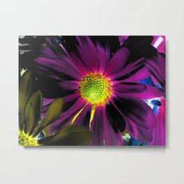 Mystical Flora Metal Print