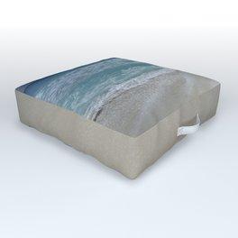 Carribean sea 5 Outdoor Floor Cushion