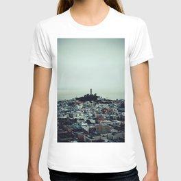 Coit Tower T-shirt