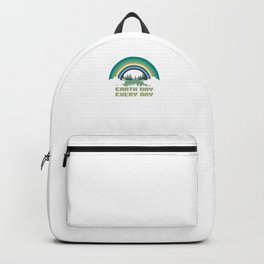 Earth Day Everyday Backpack