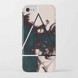 Pastel Smoke iPhone Case