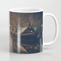 rustic Mugs featuring Rustic by Mark Bagshaw Photography