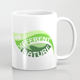 DIFFERENT NATURE ILLUSTRATION Coffee Mug