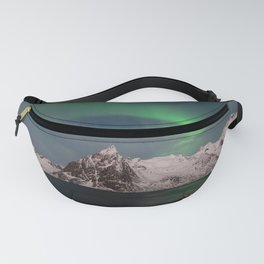 Luck & Patience in the Arctic Fanny Pack