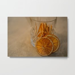Afternoon drink Metal Print