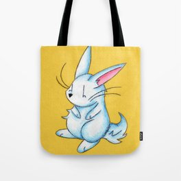 Pudgy Bunny Tote Bag