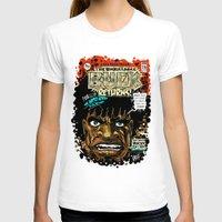 returns T-shirts featuring BUCK RETURNS by BlackKirby1