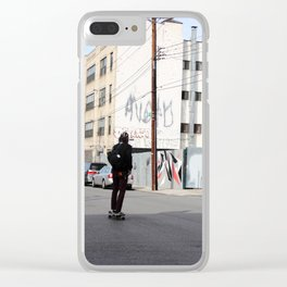 Bushwick, NY Clear iPhone Case