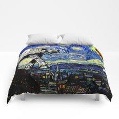 Starry Night versus the Empire Comforters