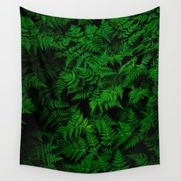 Green Nature Wall Tapestry