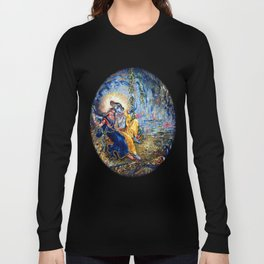 Krishna Leela Long Sleeve T-shirt