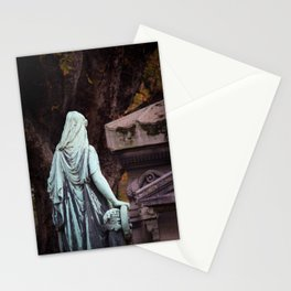 Exiled to no good thing Stationery Cards