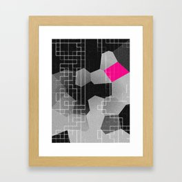 Disruption Framed Art Print