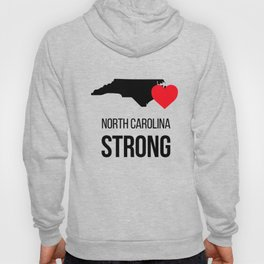 North Carolina strong / Hurricane season Hoody