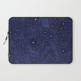 Awesome allover Stars 01B Laptop Sleeve