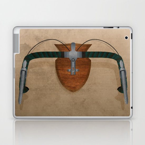 Bike Hunter Laptop & iPad Skin