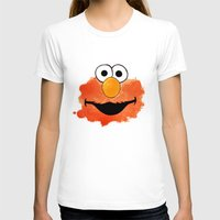 elmo T-shirts featuring ElmO by Cookstar