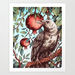Havest Season Art Print
