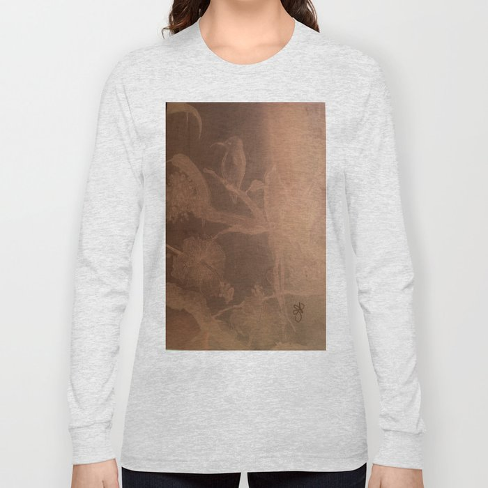 Hummingbird Heaven Long Sleeve T-shirt