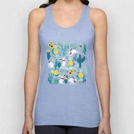 The tortoise and the hare Unisex Tank Top