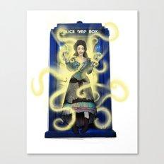I call you Sexy Canvas Print