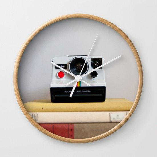 Instant Fun Wall Clock